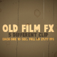 Old Film Overlays Pack