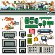 White House Flat Game Level Kit