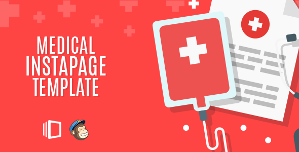 Medical - Instapage Template