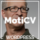 Moticv - vCard & Resume Builder WordPress Theme