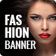 Fashion Course - HTML5 Animated Google Banner 01