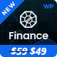 We Finance - Consulting Business, Finance WordPress Theme
