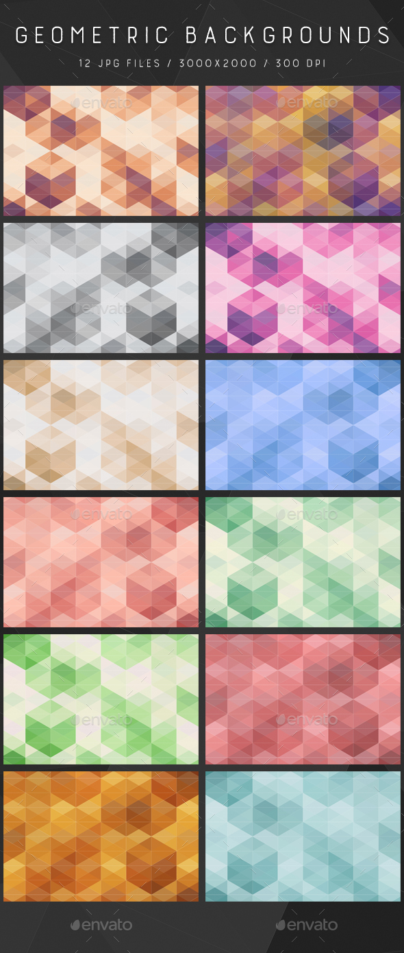 Geometric | Backgrounds