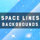 Space Lines | Backgrounds