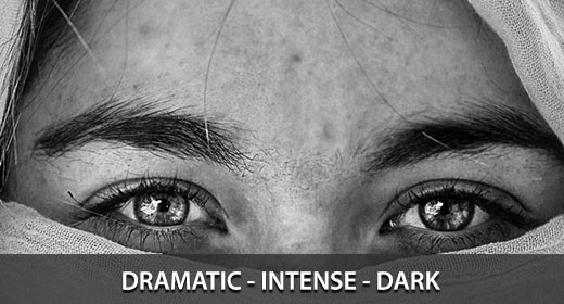 Dramatic - Intense - Dark