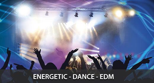 Energetic - Dance - EDM