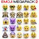 Emoji MEGAPACK 2
