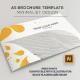 A5 Brochure Template | Minimalist Design