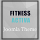 Activa - Theme for Fitness Gym and Fitness Centers
