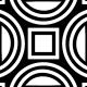 Mixed Geometric Pattern