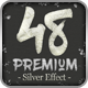 48 Premium  Silver Style