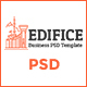 Edifice- Business PSD Template