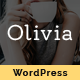 Olivia - Personal Blog & Shop WordPress Theme