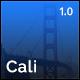 Cali - Versatile Coming Soon Template