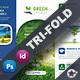 Green Energy Tri-Fold Templates