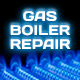 Gas Boiler Repair - Animated HTML5 Banner Ad Template