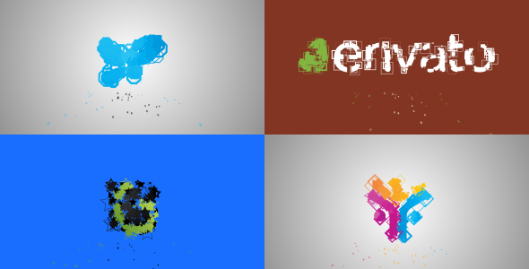 Ripple Effect Logo Intro by NickolasM | VideoHive
