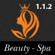 WellnessCenter Plastic Surgery - Beauty Spa  Theme