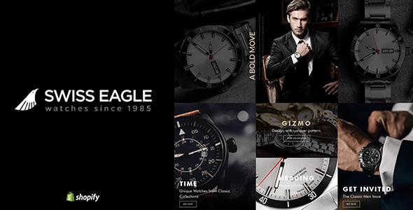Swiss Eagle | Watch Shopify Theme