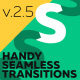 Download Handy Seamless Transitions   Pack & Script from VideHive