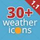 30+ Animated Weather Icons