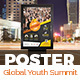 Global Youth Summit Poster