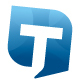 Telecom T Letter Logo