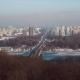 Traffic in Kiev City