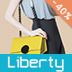 Liberty - Responsive Prestashop Theme
