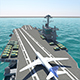 Full Armed Aircraft carrier