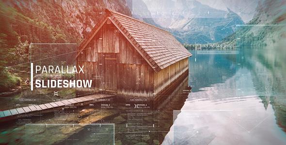 VideoHive Digital Parallax Slideshow 19403498