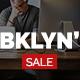 Brooklyn - отзывчивая многофункциональная тема WordPress