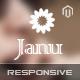 Janu - Responsive Multipurpose Magento Theme