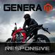 Genera - Responsive Magento Sport Theme