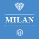 Milan - Responsive Multipurpose Magento Theme