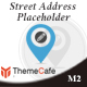 Street Address Placeholder