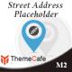 Street Address Placeholder