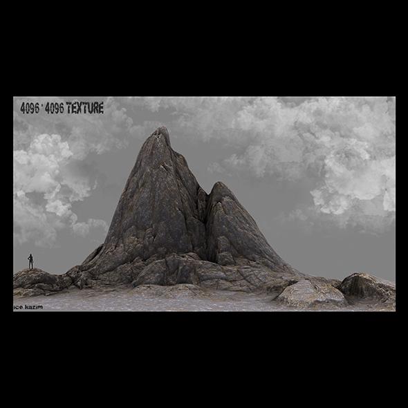 rock 10 - 3DOcean Item for Sale