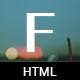 Fairy - Responsive & Multipurpose HTML5 Template