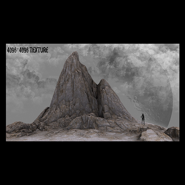 rock 11 - 3DOcean Item for Sale