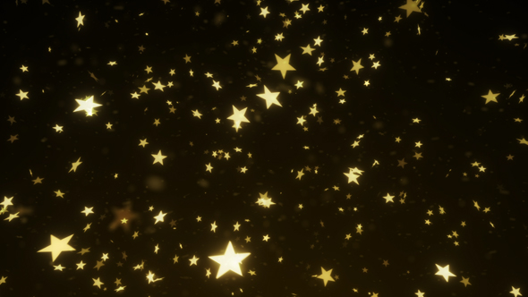VideoHive Star Particles 19405205
