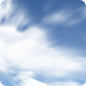 Zoom Through Clouds into Transparency