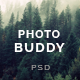 Photo Buddy - Photography  <hr/> Portfolio</p> <hr/> Minimal PSD Template&#8221; height=&#8221;80&#8243; width=&#8221;80&#8243;> </a> </div> <div class=