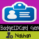 Badge ID Card Generator