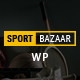 Sport Bazzar - Sports, Fitness and Gym Responsive WooCommerce WordPress Theme