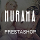 Hurama - Multipurpose Responsive Prestashop Theme