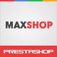 Maxshop - Multipurpose Responsive Prestashop Theme