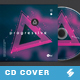 Progressive - Electronic Music CD Cover Artwork Template