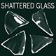 35 Shattered Glass PS Brushes - Full Pack