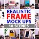 Realistic Frame Scenes